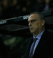 Photo: Steve Bond/Sportsbeat Images.<br /> Derby County v Chelsea. The FA Barclays Premiership. 24/11/2007. Chelsea manager Avram Grant