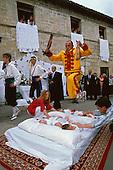 Blessings for the newborn, Spain