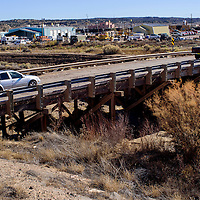 Replacement of the old wooden structure of the Allison Road bridge is one of several projects recently approved by the city.