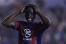Levante v Sevilla - 27 April 2018