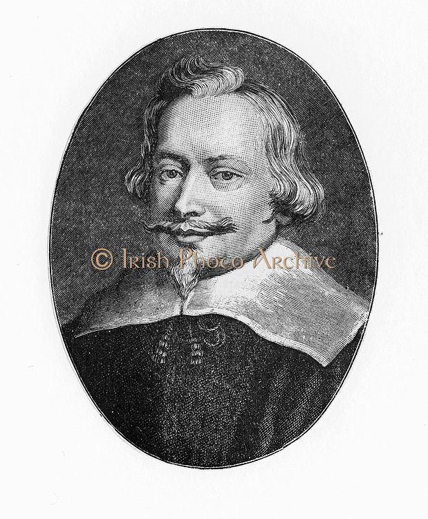 John Pym (1584-1643) English Parliamentary statesman. One of the five Members of Parliament whose arrest Charles  demanded when he entered Parliament on 4 January 1642.