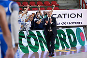 Menetti Massimiliano<br /> Openjobmetis Varese - De'Longhi Treviso<br /> Legabasket Serie A UnipolSAI 2020/2021<br /> Varese, 27/12/2020<br /> Foto Ciamillo-Castoria/ Claudio Degaspari