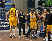 DESCRIZIONE : Novara Lega A2 2009-10 Campionato Miro Radici Fin. Vigevano - Fastweb Casale Monferrato<br /> GIOCATORE : Cavallaro<br /> SQUADRA : Miro Radici Fin. Vigevano<br /> EVENTO : Campionato Lega A2 2009-2010<br /> GARA : Miro Radici Fin. Vigevano Fastweb Casale Monferrato<br /> DATA : 10/12/2009<br /> CATEGORIA : Esultanza<br /> SPORT : Pallacanestro <br /> AUTORE : Agenzia Ciamillo-Castoria/D.Pescosolido