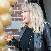 NLD/Amsterdam/20190401 -  Opening Burgerroom Gordon , Patricia Paay