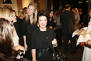 Casey Gorman and Lulu Guinness, Alex Shulman of Vogue and Mulberry host a party for Giles Deacon. ( Mulberry for Giles) Mulberry. New Bond St. 20 September 2006. ONE TIME USE ONLY - DO NOT ARCHIVE  © Copyright Photograph by Dafydd Jones 66 Stockwell Park Rd. London SW9 0DA Tel 020 7733 0108 www.dafjones.com