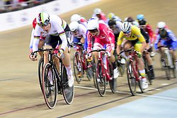 October 21, 2018 - St Quentin En Yvelines, France - Kirsten Wild (Ned) Course Scratch (Credit Image: © Panoramic via ZUMA Press)