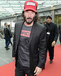 November 7, 2017 - Milan, Italy - KEANU REEVES is spotted in Milan ahead of the 75th International Cycle and Motorcycle Exhibition in Milan, Italy.  (Credit Image: © Italy Photo Press via ZUMA Press)