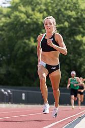 1500 meter time trial for Team NB Boston, Elle Purrier