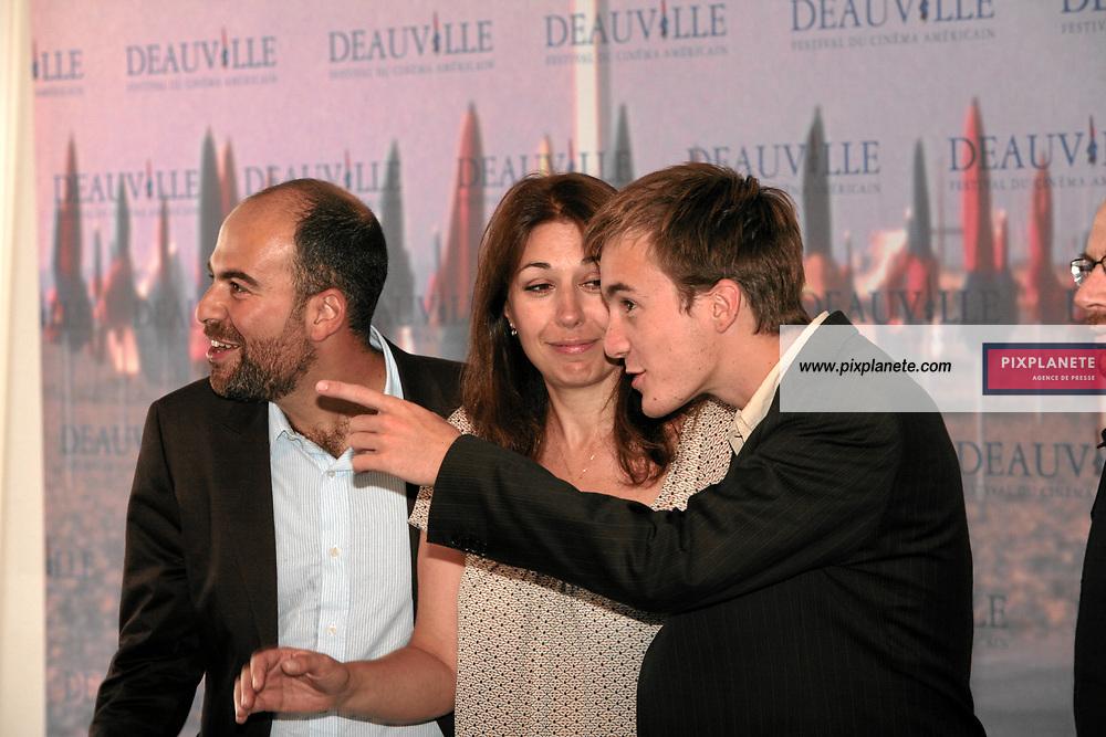 Marc Fitoussi , Valérie Benguigui - 33 ème festival du film américain de deauville - 2/08/2007 - JSB / PixPlanete