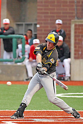 25 May 2013:  Casey Gillaspie during an NCAA division 1 Missouri Valley Conference (MVC) Baseball Tournament game between the Wichita State Shockers and the Illinois State Redbirds on Duffy Bass Field, Normal IL
