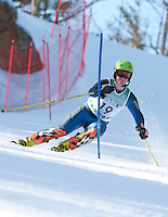 Macomber Cup Slalom at Proctor/ Blackwater  February 4, 2012.