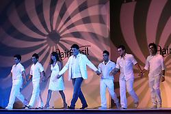 Show Beauty Fusion apresentado pela equipe Intercoiffure Juniors Brasil na Hair Brasil 2007, maior evento de beleza da América Latina, realizado de 13 a 17 de abril, no Expo Center Norte, na zona norte de São Paulo. FOTO: Jefferson Bernardes/Preview.com