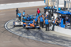 February 9, 2018 - Avondale, Arizona, United States of America - February 09, 2018 - Avondale, Arizona, USA:  \ takes his IndyCar Verizon car through the turns during the Prix View at ISM Raceway in Avondale, Arizona. (Credit Image: © Walter G Arce Sr Asp Inc/ASP via ZUMA Wire)
