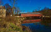 Greisemer Covered Bridge, Berks Co., PA