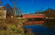 Greisemer Covered Bridge, Berks Co., PA