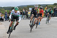during Stage 8 of the AJ Bell Tour of Britain 2021 between Stonehaven to Aberdeen, , Scotland on 12 September 2021.