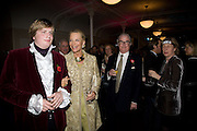 PEREGRINE KITCHENER-FELLOWES; PRINCESS MICHAEL OF KENT;  Book launch for the book by Julian Fellowes 'Past Imperfect.' Cadogan Hall. Sloane Terrace. London. 4 November 2008 *** Local Caption *** -DO NOT ARCHIVE -Copyright Photograph by Dafydd Jones. 248 Clapham Rd. London SW9 0PZ. Tel 0207 820 0771. www.dafjones.com