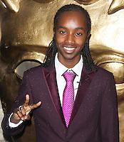 Akai Osei, The British Academy Children's Awards, The Roundhouse, London UK, 23 November 2014, Photo By Brett D. Cove