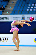 Polina Berezina was born in Moscow in Russia on December 5th 1997, she has been living in Spain near Alicante for some years, her team is Club Torrevieja and she is coached by Mónica Ferrández.