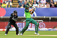 Cricket - 2019 ICC Cricket World Cup - Group Stage: New Zealand vs. South Africa<br /> <br /> South Africa's Aiden Markram in action today during the ICC Cricket World Cup match between South Africa and New Zealand, at Edgbaston, Birmingham.<br /> <br /> COLORSPORT/ASHLEY WESTERN