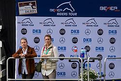 POLETTO Cornelia, MEYER-ZIMMERMANN Janne-Friederike (GER)<br /> Hamburg - 90. Deutsches Spring- und Dressur Derby 2019<br /> SPOOKS-Amateur Trophy<br /> 02. Juni 2019<br /> © www.sportfotos-lafrentz.de/Stefan Lafrentz