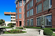 Shaffer Art Building, Syracuse University, Syracuse, New York, USA