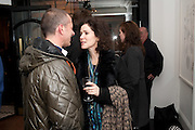 GIGI GIANLUZZI; MOLLIE DENT-BROCKLEHURST, There is a Land Called Loss | Annie Morris | Pertwee Andersen and Gold, in association with Adam Waymouth Art , Private View, 15 bateman st. W1 2nd February 2012