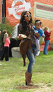 Christina Milian and daughter Violet Madison Nash. .2011 Celebrity Picnic Sponsored By Disney, Time For Heroes, To Benefit The Elizabeth Glaser Pediatric AIDS Foundation - Inside..Wadsworth Theater Lawn..Los Angeles, CA, USA..Sunday, June 12, 2011..Photo By CelebrityVibe.com..To license this image please call (212) 410 5354; or.Email: CelebrityVibe@gmail.com ;.website: www.CelebrityVibe.com
