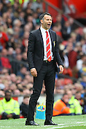 Manchester United v Norwich City 260414
