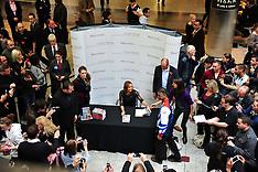 NOV 9 2012  Jessica Ennis Book Signing