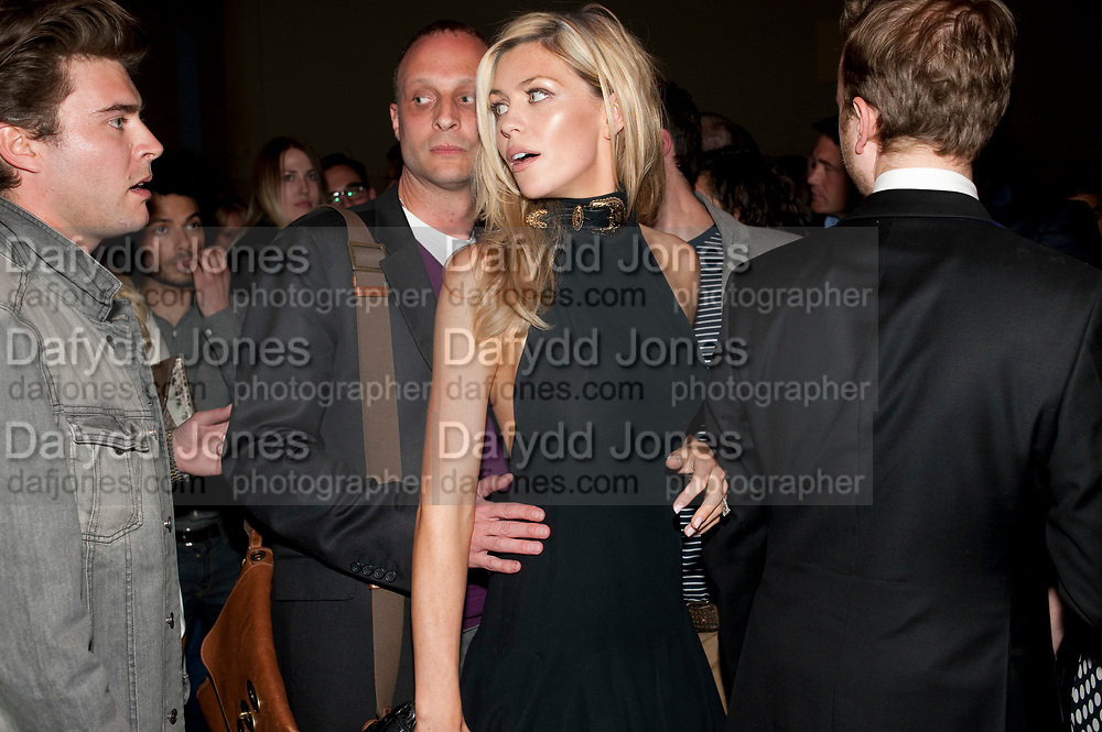 ABBEY CLANCY, Esquire Magazine's June issue hosted by the magazine's new editor Alex Bilmes and singer Lily Allen. Sketch.  5 May 2011<br /> <br />  , -DO NOT ARCHIVE-© Copyright Photograph by Dafydd Jones. 248 Clapham Rd. London SW9 0PZ. Tel 0207 820 0771. www.dafjones.com.