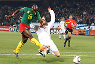 2010.06.19 World Cup: Cameroon vs Denmark