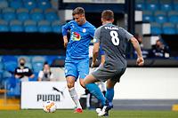 Richie Bennett. Stockport County FC 2-0 Curzon Ashton FC. Pre-Season Friendly. 12.9.20