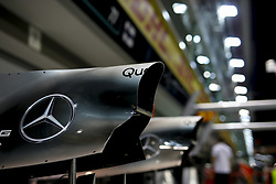 September 13, 2018 - Singapore, Singapore - Motorsports: FIA Formula One World Championship 2018, Grand Prix of Singapore, . Mercedes AMG Petronas Motorsport  (Credit Image: © Hoch Zwei via ZUMA Wire)