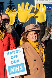 Pictured: Liberal Democrat PPC Christine Jardine<br />