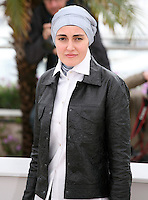 Director Aida Begic at the Children of Sarajevo (Djeca) film photocall at the 65th Cannes Film Festival France. Monday 21st May 2012 in Cannes Film Festival, France.