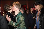 CAMILLA RUTHERFORD; SCOTT WIMSETT, Nightclubbing book launch: Richard Young. Rosewood. London, 252 High Holborn, 24 November 2014.