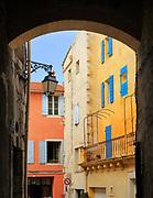 Street in Arles, France