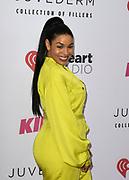 Jordan Sparks at iHeartRadio KIIS FM Wango Tango at the Dignity Health Sports Park.
