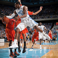 2010-01-10 VA Tech at North Carolina Tar Heels basketball