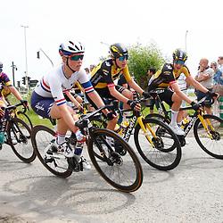 KNOKKE HEIST (BEL) July 10 CYCLING: 2nd Stage Baloise Belgium tour: Romy Kasper: Aafke Soet