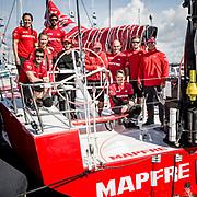 © María Muiña I MAPFRE: Rolex Fastnet Race