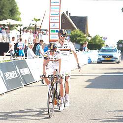 18-06-2017: Wielrennen: NK Paracycling: Montferlands-Heerenberg (NED) wielrennen  <br />Vincent ter Schure, Timo Fransen werden kampioen