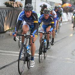 Olympia Tour Ulft-Genderingen, Koga mannen in de regen