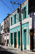 Building in Bayamo, Granma, Cuba.