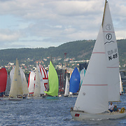 Færder 02<br /> Axel Nissen-Lie<br /> Oslofjorden<br /> Start<br /> tett felt<br /> IF