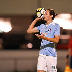 BRISBANE, AUSTRALIA - JANUARY 14:  during the Kappa Silver Boot Group B match between Wolves FC and Brisbane City on January 14, 2018 in Brisbane, Australia. (Photo by Patrick Kearney)