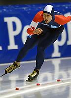 Skøyter - EM 2003 - Heerenveen Nederland<br /> 03.01.2003<br /> Eskil Ervik fra Norge<br /> Foto: Ronald Hoogendoorn, Digitalsport