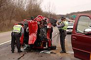 2011 - Auto crash at US 35 & Trebein near Xenia, Ohio