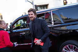 Christian Bale, Oscar® nominee, arrives on the red carpet of The 91st Oscars® at the Dolby® Theatre in Hollywood, CA on Sunday, February 24, 2019.